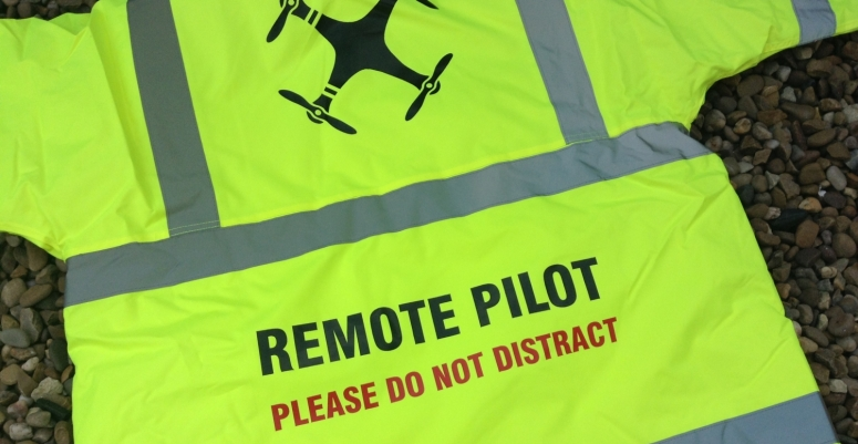 Drone Operator Do Not Disturb